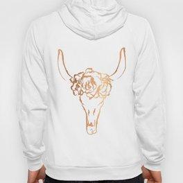 Copper Beast Head Hoody