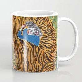 The wild beast is reasting Coffee Mug
