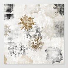Sandy FLOW Canvas Print