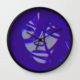 Woman 3 Wall Clock