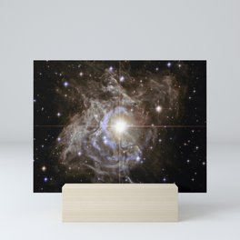 RS Puppis, Cepheid variable star Mini Art Print