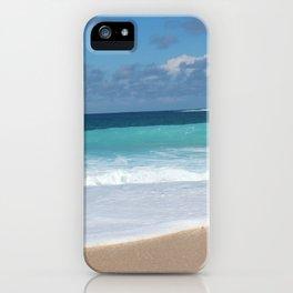 Ocean Blues iPhone Case