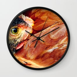 I Welcome Miracles Wall Clock