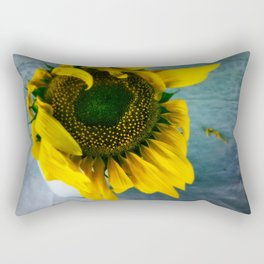 inspiration in simple things Rectangular Pillow