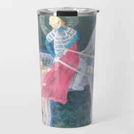 St. Martin and the Beggar Travel Mug
