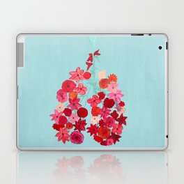 Simply Breathe - Lungs For Whitney Laptop & iPad Skin