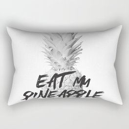 Eat My Pineapple Rectangular Pillow