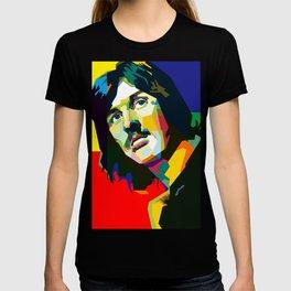 John Bonham Pop Art WPAP T-shirt