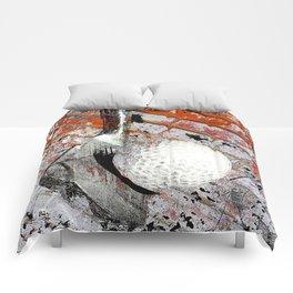 Modern Golf Art 3 Comforters