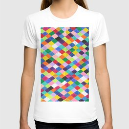 You.Me.Us Dos Background T-shirt
