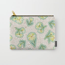 Daisy Mosaic Carry-All Pouch