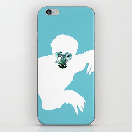 hombrelobo iPhone Skin