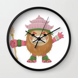 Kakamora Wall Clock
