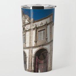 Portuguese church Travel Mug