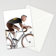 Bike Driver Stationery Cards