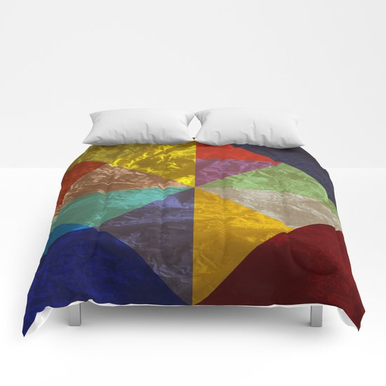 Abstract #237 Comforters