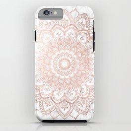 Pleasure Rose Gold iPhone Case