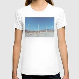 Palm Springs Windmills VIII T-shirt