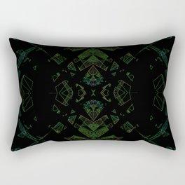 Cosmic Reaver Rectangular Pillow