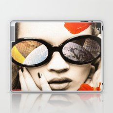 poppy pop (kate Moss) Laptop & iPad Skin