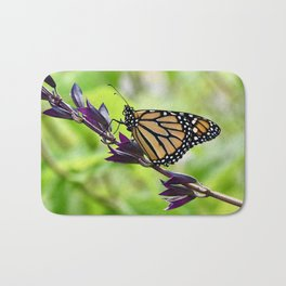 Butterfly on a Branch Bath Mat