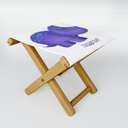 Tricerotops Folding Stool