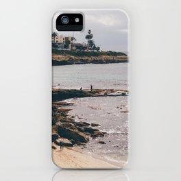 La Jolla 2 iPhone Case