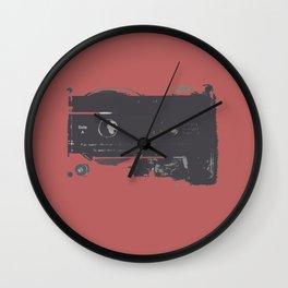 Side A Wall Clock