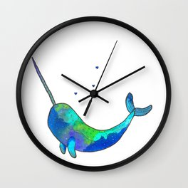 Starwhal Wall Clock