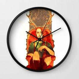 Jehan2 Wall Clock