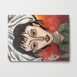 Wendy Torrance The Shining Metal Print