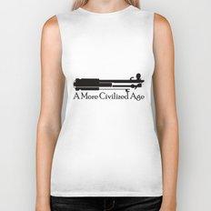 A More Civilized Age Biker Tank