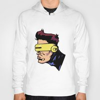 xmen Hoodies featuring x3 by jason st paul