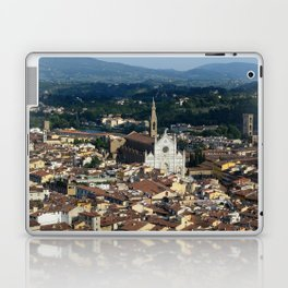 Basilica of Santa Croce Laptop & iPad Skin