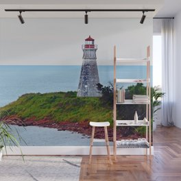 Lighthouse Cape Jourimain N-B Wall Mural
