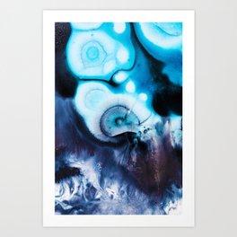 I Spill Art Print