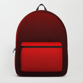 Red Gradient Backpack