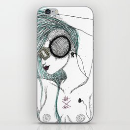 I Can't Stop iPhone Skin