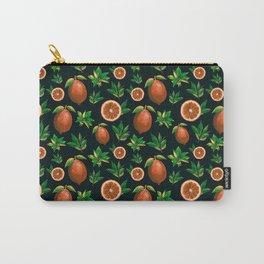 Lemon Love Orange Carry-All Pouch