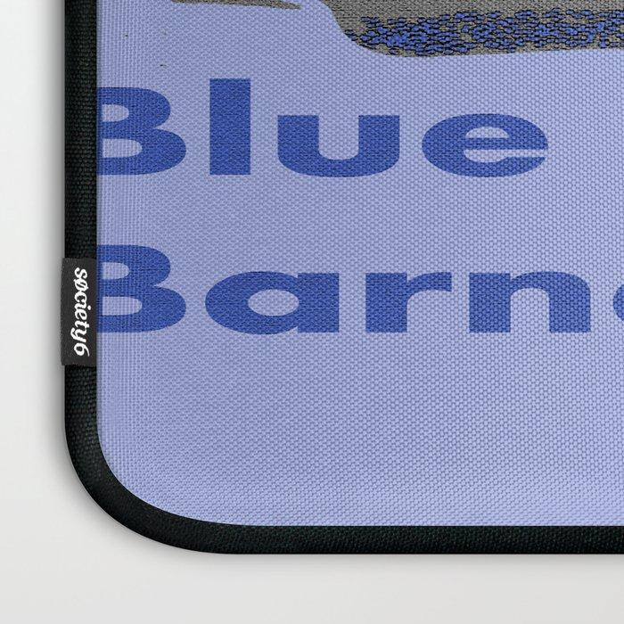 Blue Barnacles Laptop Sleeve