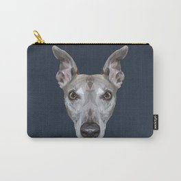 Whippet // Navy (Vespa) Carry-All Pouch