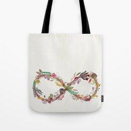 Infinite Links Tote Bag