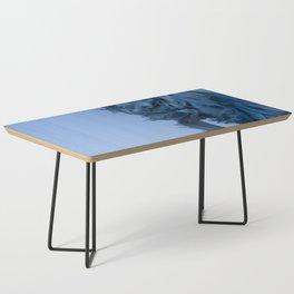 Sacred Blue Coffee Table