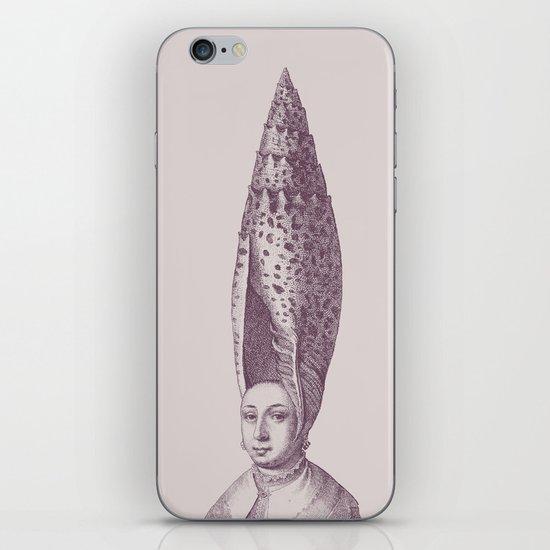 Haute Coiffure  /#4 iPhone & iPod Skin