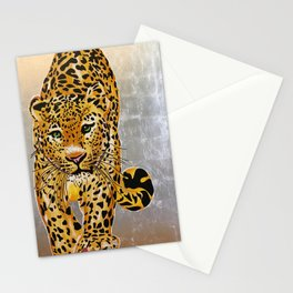 Jaguar Pachamama Stationery Cards
