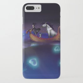 Traveling The World iPhone Case