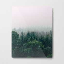 Trees by Filip Zrnzevic Metal Print