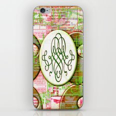 Alice (#TheAccessoriesSeries) iPhone & iPod Skin