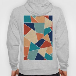 Retro Summer Geometric Glam #1 #geo #decor #art #society6 Hoody