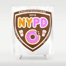 NYPDD Shower Curtain